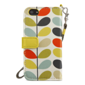 Funda cartera Orla Kiely para iPhone 5/5s