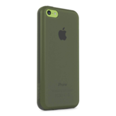Funda Grip Sheer Matte para iPhone 5c - Piedra