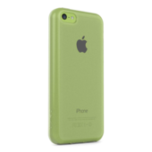 Custodia Grip Sheer Matte per iPhone 5c - Trasparente