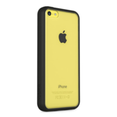 Custodia View per iPhone 5c - Nero asfalto