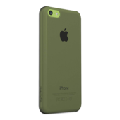 Micra Shield Matte-etui voor iPhone 5c - Transparant