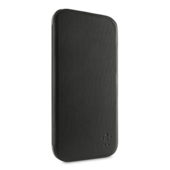 Custodia Micra Folio per iPhone 5c - Nero asfalto