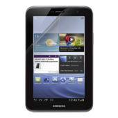 Protector de pantalla TrueClear transparente para Samsug Galaxy Tab 2 7.0