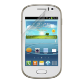 Protection d'�cran anti-traces TrueClear pour Galaxy Fame