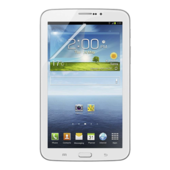 Protection d'�cran transparente TrueClear pour Samsung GALAXY Tab 3 7.0