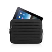 Funda con pliegues para el iPad
