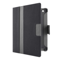 Leren Cinema Folio-etui met standaard voor de nieuwe iPad