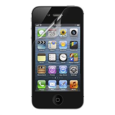 protection cran transparente trueclear pour iphone 4 belkin. Black Bedroom Furniture Sets. Home Design Ideas