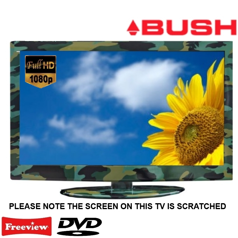 BUSH LED22DVDCAM 22