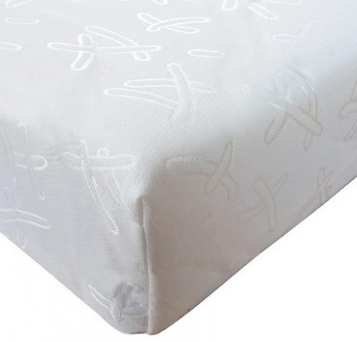 Natural latex mattress topper Bed Frames & Divan Bases