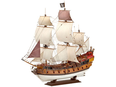 Revell 1/72 Pirate Ship model kit # 05605