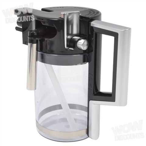 DeLonghi ESAM 6600 Coffee Maker Milk Jug and Lid Prima Donna 8004399322608 eBay
