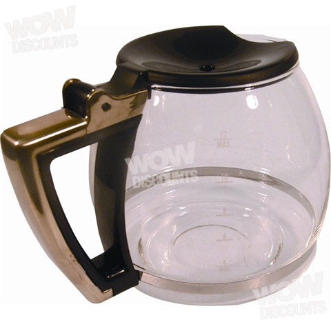 Delonghi Coffee Maker Glass Carafe : Delonghi DCF212T ICM30 Coffee Maker Glass Carafe Jug Genuine eBay