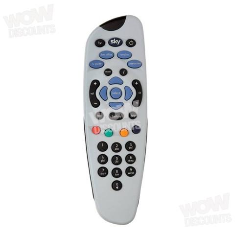 Remote Control Sky Blue 52