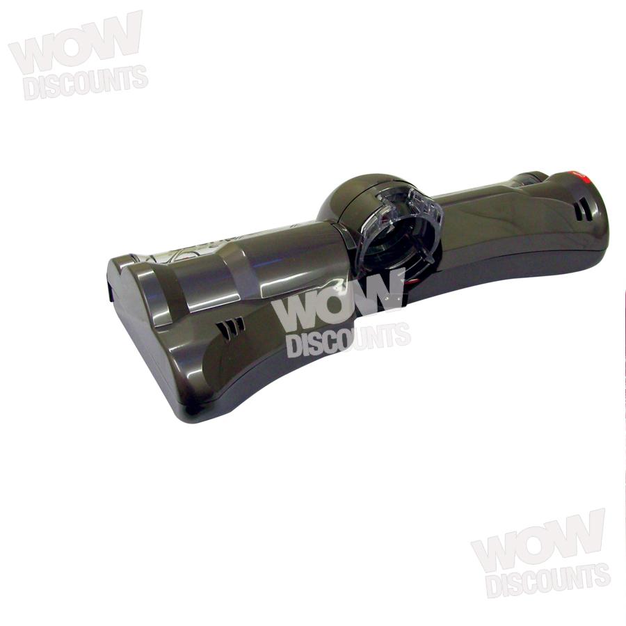 Genuine dyson dc24 dc24i vacuum cleaner head assembly ebay for Dyson dc24 brush motor