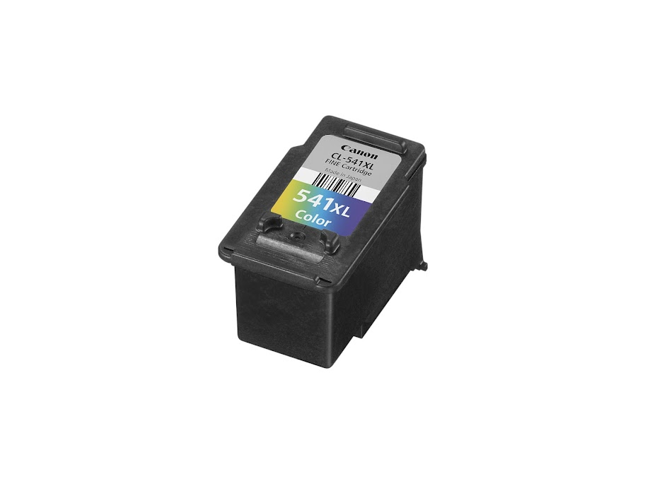 how to put ink in a canon printer