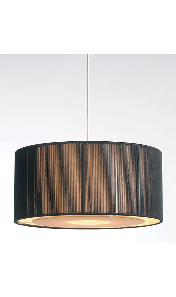about black and gold pendant ceiling stringed light shade hp009829. Black Bedroom Furniture Sets. Home Design Ideas