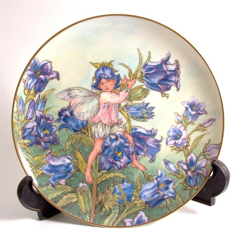 Heliotrope Flower Fairy Fairy From Flower Fairies