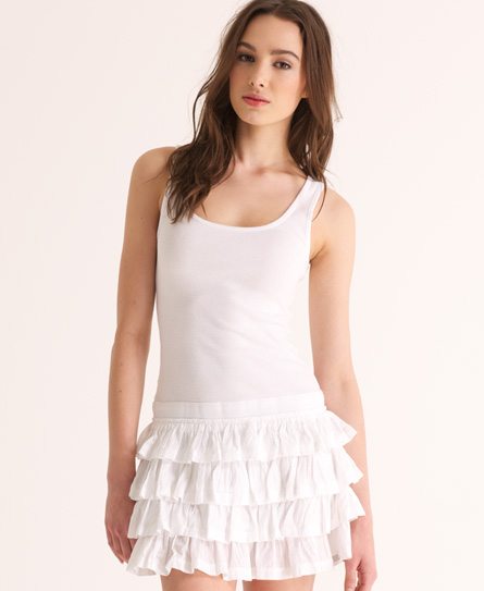 New womens superdry bouquet dress white ae affiliate - Kodi marl ...