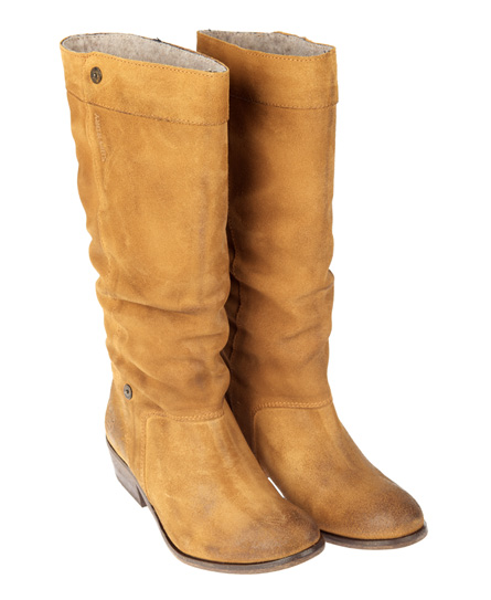 new womens superdry roper boots camel suede brown wfd1 ebay