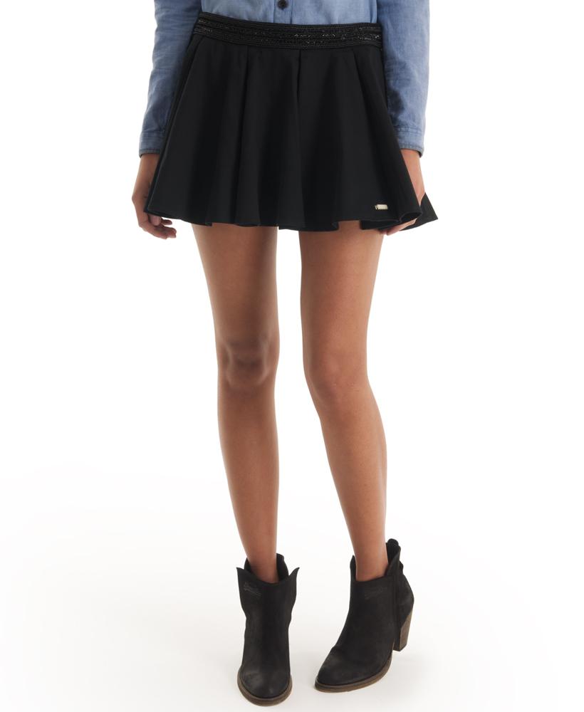 26 simple black formal skirt womens playzoa