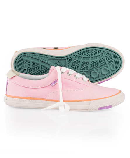 new womens superdry volt shoes pastel pink ac1 ebay