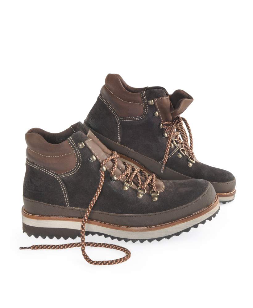 new mens superdry expedition hiking boots brown suede