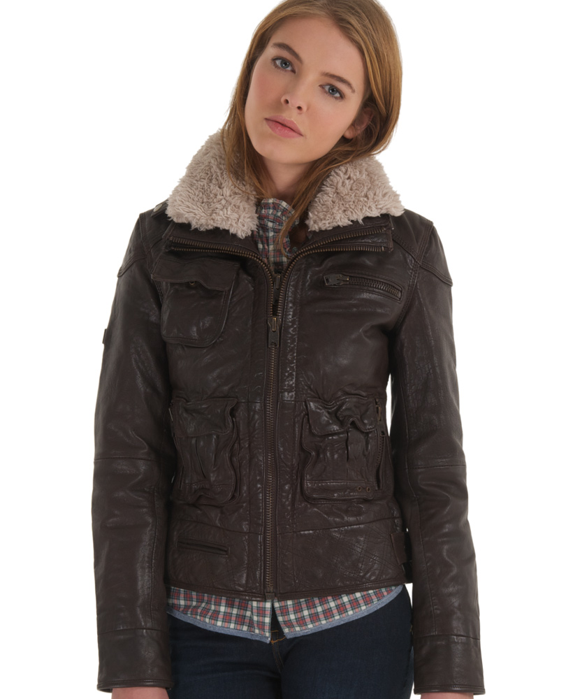 Superdry jackets for women
