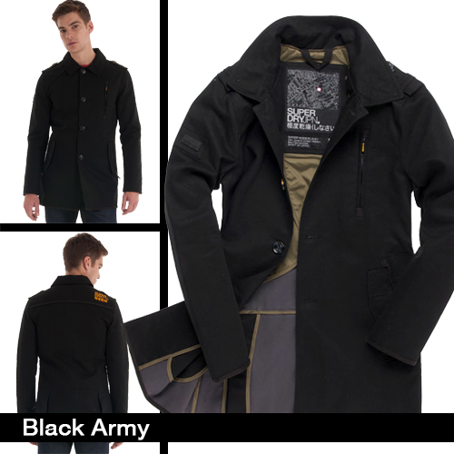 New Mens Superdry Premium Jackets various colours