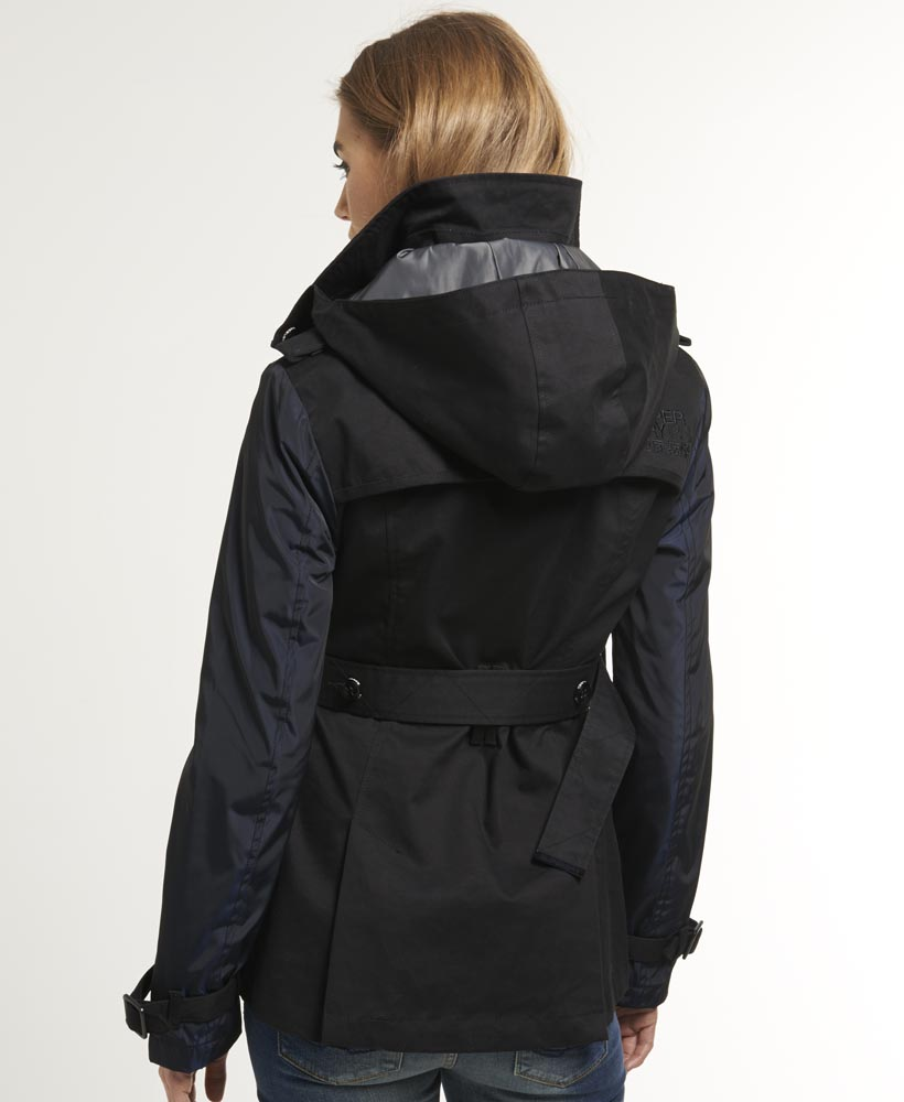 hooded raincoats for women - photo #34