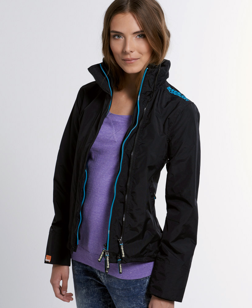 Womens Windcheater Jacket