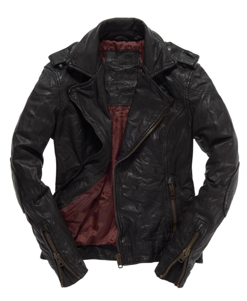 Leather jacket superdry - Leather Jacket Superdry 13
