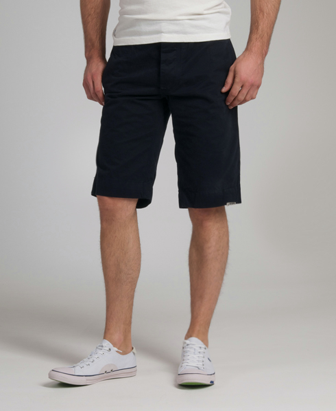 New-Mens-Superdry-Professional-Chino-Shorts