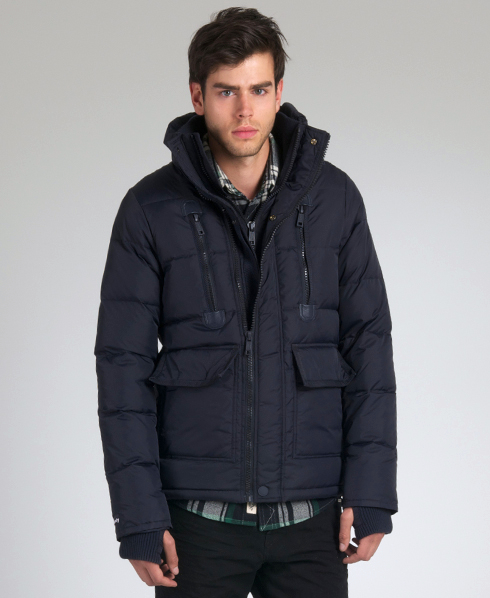New-Mens-Superdry-Rescue-Hooded-Jacket