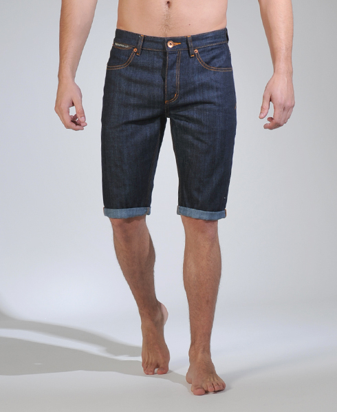 New-Mens-Superdry-Standard-Blue-Shorts-AD2431-1128