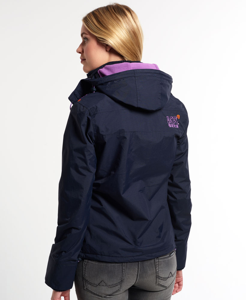 Womens superdry windcheater jacket