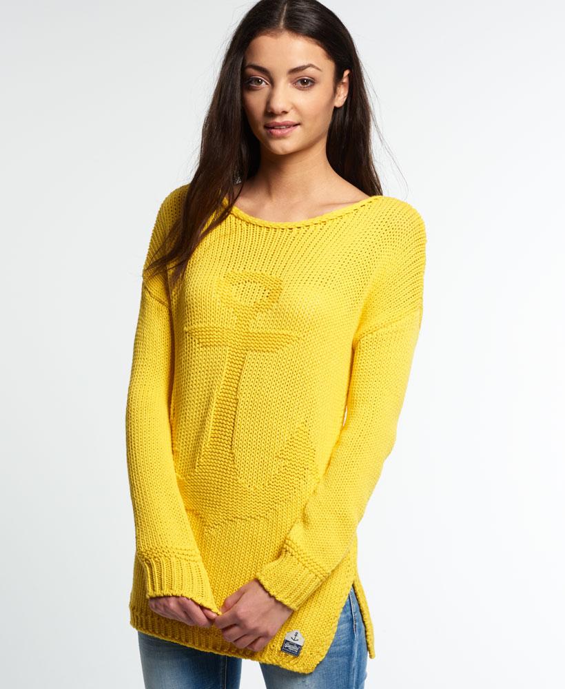 Womens Yellow Jumper Uk 100