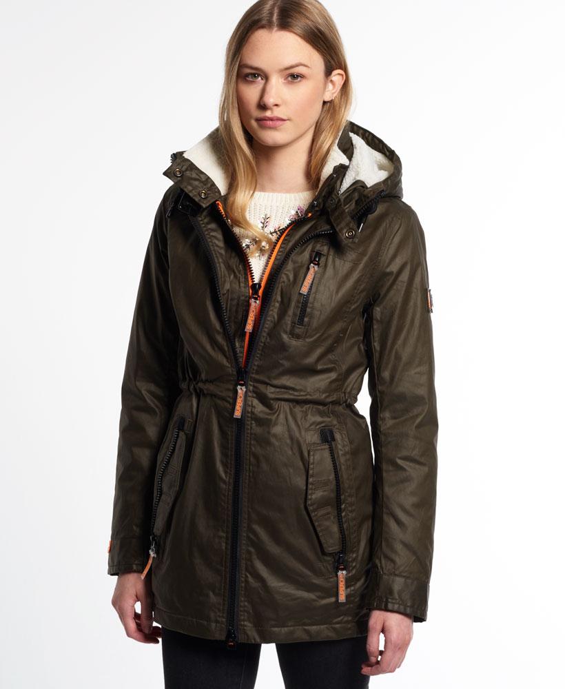 Superdry coats for women
