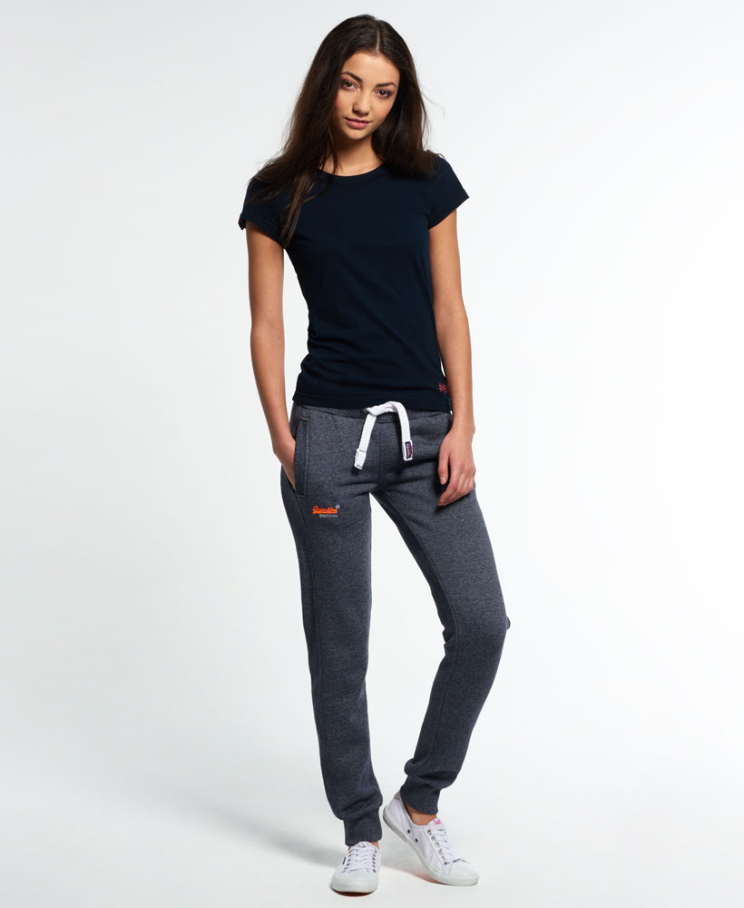 Lastest WOMENS BOTTOMS  Superdry_Joggers  Superdry Womens Slim Fit Joggers
