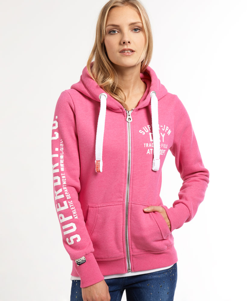 Keep warm with our collection of soft fleece Women's Hoodies in pullover and zip-up styles at American Eagle Outfitters.