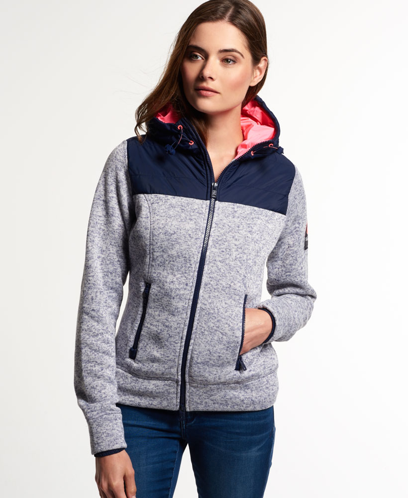 Women's Hoodies & Sweatshirts Whether you're just running errands or warming up right before the toughest CrossFit WOD, women's hoodies and sweatshirts are a must-have.