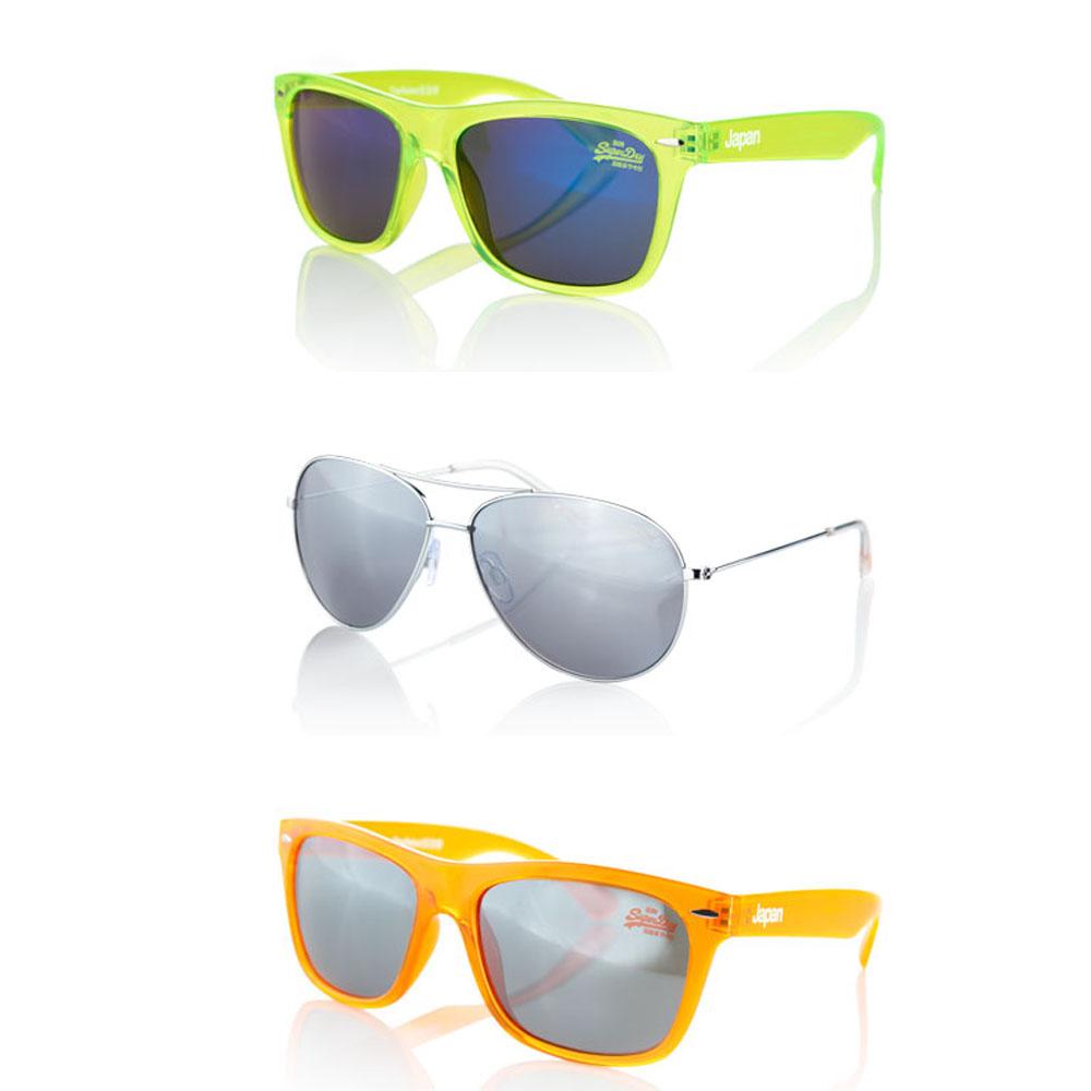 neue superdry sonnenbrille versch modelle und farben ebay. Black Bedroom Furniture Sets. Home Design Ideas