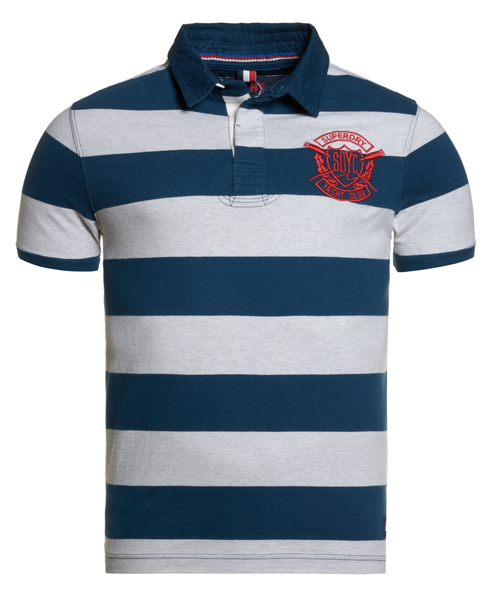 neues herren superdry vintage valiant rugby shirt dark navy ebay. Black Bedroom Furniture Sets. Home Design Ideas