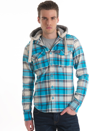 Men's Lumberjack Clothing With a focus on casualwear, Lumberjack is a lifestyle label that serves up a range of clothing for both men and women. When it comes to the collection of men's Lumberjack clothing, loose silhouettes and casual fabrics are key.