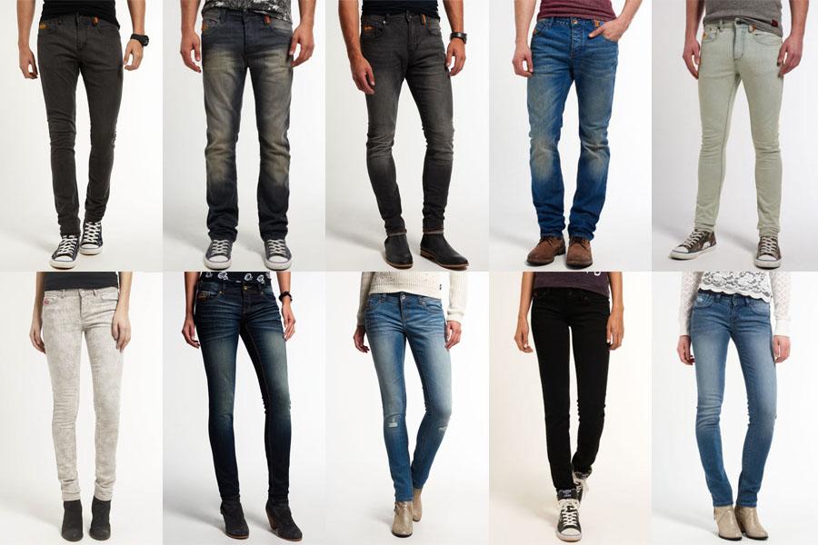 neue superdry jeans f r m nner und frauen versch modelle und farben ebay. Black Bedroom Furniture Sets. Home Design Ideas