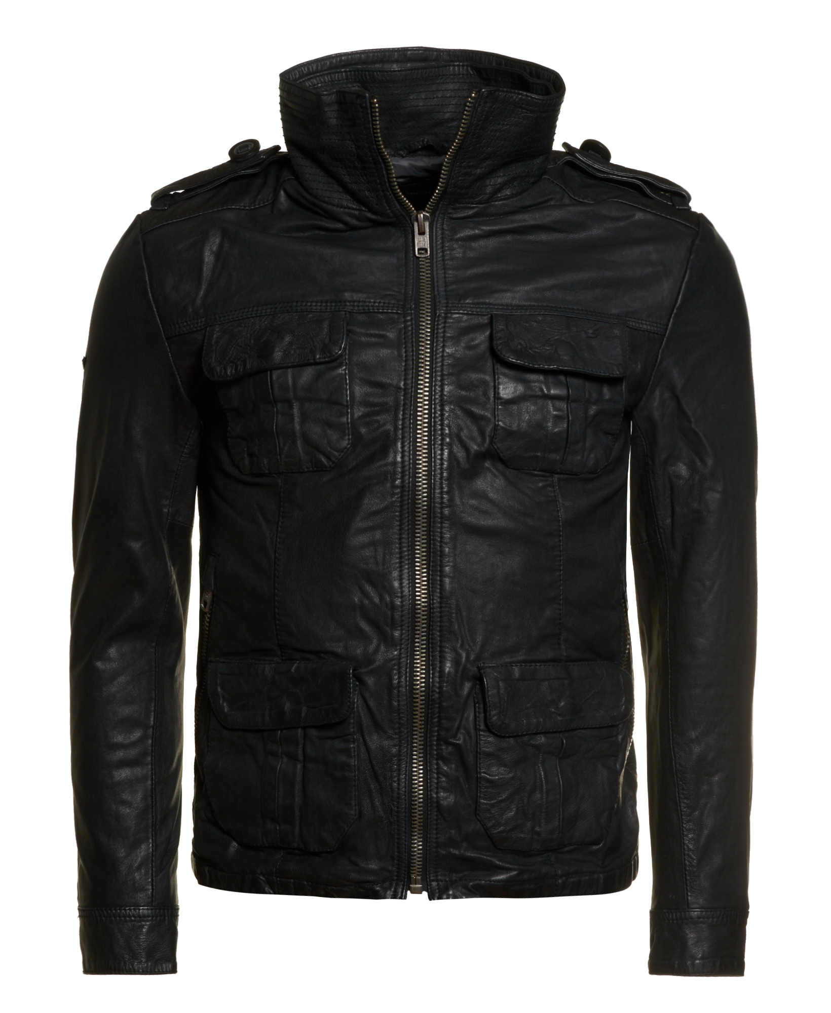 neue herren superdry jacke new brad hero jacket schwarz ebay. Black Bedroom Furniture Sets. Home Design Ideas
