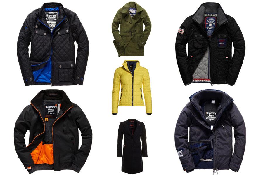 neue superdry f r m nner und frauen jacken pullover versch modelle und farben ebay. Black Bedroom Furniture Sets. Home Design Ideas
