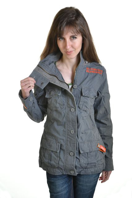 Woman military style jacket - results from brands Edwards, April Cornell, Unique Bargains, products like SUPPLIES BY UNION BAY Carlyle Camo Print Shirt Jacket (Petite) at Nordstrom Rack - Womens Petite Coa, Lucky Brand Military Jacket (Dark Sage) Women's Coat, Nike Women's Tech Pack Collection TP M Military Style Jacket ~Sz: L~ Gray ~.