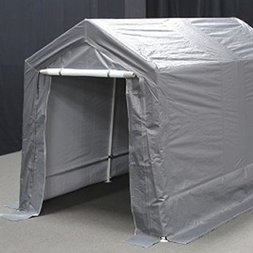 Small Personal Shelters : M grey white small peak waterproof portable shelter