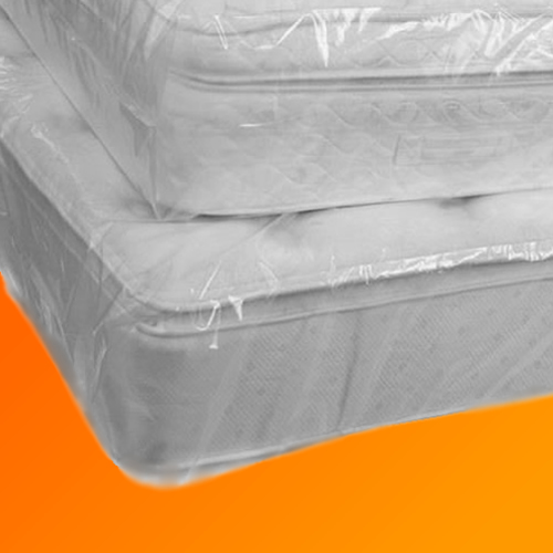 Double Bed Heavy Duty Mattress Protector Dust Removal